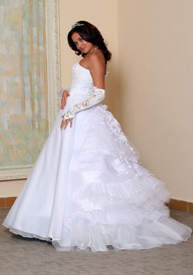 Краткое описание свадебного платья - 5 Марта 2015 - Blog - Acnit